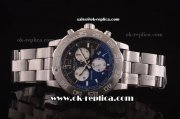 Breitling Colt Chronograph II Automatic Full Steel with Black Dial